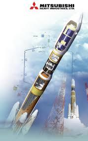An Ii B B Mitsubishi Heavy Industries Ltd Develop H Iib Launch Vehicle With