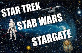 Image result for science fiction franchise,