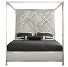 upholstered canopy bed. Simple Bed Inside Upholstered Canopy Bed A