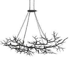 home rugs decor lighting chandeliers currey company rainforest chandelier