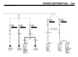 1992 mustang wire diagram for the starter solenoid relay graphic graphic