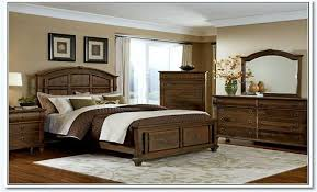 Rosewood King Sized Bed Set_660x400