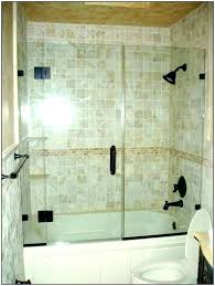 bathtub shower glass wall doors bathtubs the home depot door with bathtub glass end wall bathroom walls