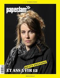 paperJam – Betty Fontaine. Cover Photography by Andrès Lejona ...