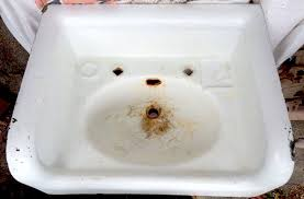 farm sink refinishing before embarrassing bathroom