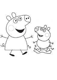 Disegni Peppa Pig Da Colorare I Più Belli Da Stampare Per Bambini