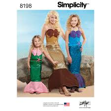 Costume Sewing Patterns Cool Simplicity 48 Girls' And Misses' Costume