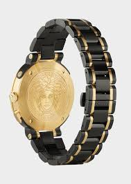 versace two toned black v extreme pro watch for men online store eu two toned black v extreme pro watch versace watches
