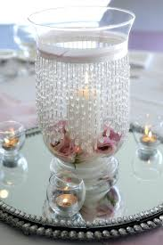 glass vase decoration ideas glass vase decorated with crystal beads on the exterior glass vase centerpiece glass vase decoration