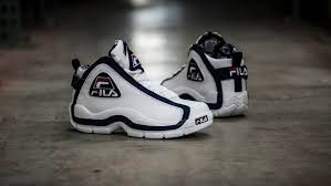 fila 96 grant hill. grant hill wore the fila 96, also known as 2, when he helped usa basketball team bring home gold at olympics over 17 years fila 96