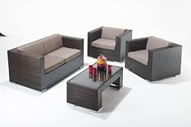 Keter Merano Rattan 6 Seater Garden Lounge And Storage Set From Argos Outdoor Furniture Sets