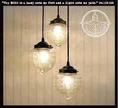 shocking pendant chandelier light trio the lamp goods