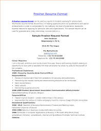 cover letter fresher resume format fresher resume sample format cover letter freshers resume format best professional templates itfresher resume format extra medium size