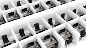modern office cubes. Trendy Modern Office Interior Of A Cubicles Cubes