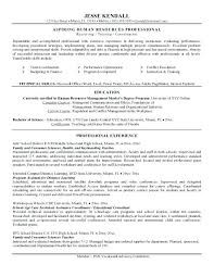 Higher Education Resume Enchanting Resume Summary Examples For Graduate Students With To Produce