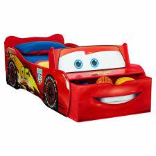 Lightning Mcqueen Bedroom Accessories Disney Cars Lightning Mcqueen Toddler Bed Big W