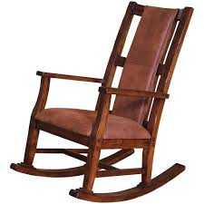 wooden rocking chair with cushion. Beautiful Rocking Sunny Designs Santa Fe Traditional Wood Rocker With Upholstered Seat Cushion  And Back On Wooden Rocking Chair With O