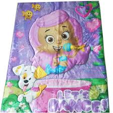 Bubble Guppies Throw Blanket