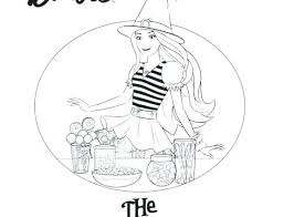 Barbie Color Pages Barbie Coloring Pages That You Can Print Best