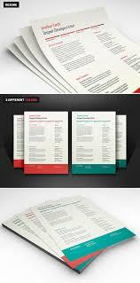 15 free elegant modern cv resume templates psd freebies colorful resume template free download