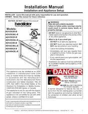 heatilator ndv4236i b manuals heatilator ndv4236i b installation manual