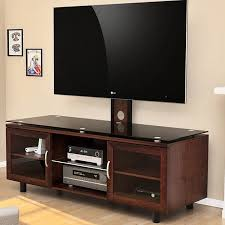 Tv stand and mount Glass Positano Tv Stand With Integrated Mount For Tvs Up To 70 Aesthe Positano Tv Stand With Integrated Mount For Tvs Up To 70