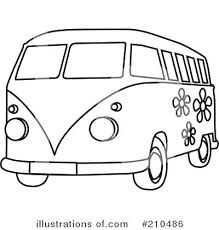 Camper Van Coloring Pages Fifth Wheel Photo Of For Line Drawing