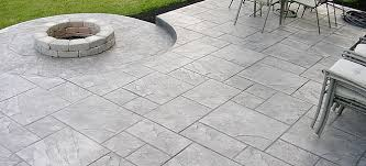 Stamped Concrete Patio Stamped Concrete Pool Deck ...
