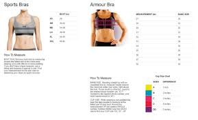 Active Gearup Under Armour Ua Armour Protegee C Cup Sports