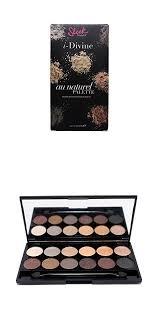 au naturel 601 sleek makeup i divine 12 colours eyeshadow palette 100 genuine by sleek makeup