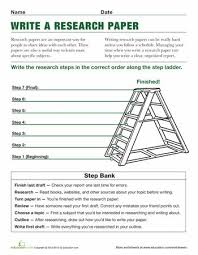 best research paper images teaching writing steps to writing a research paper