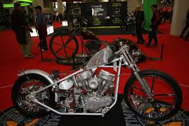 progressive international motorcycle show thunder press