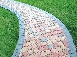 paver edging home depot brick edging home depot patio edging bricks garden home depot paving grey