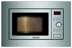 Small built in oven Microwave Combo 17 Litre Builtin Microwave Oven Baumatic Kitchen Home Appliances Baumatic Kitchen Home Appliances