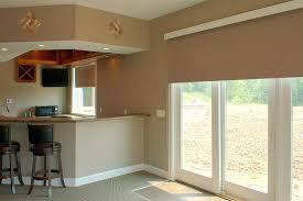 creative ideas for covering sliding glass doors roller blinds for patio doors door shades sliding door