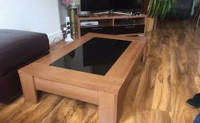 elegant glass coffee table argos with sofa and television