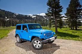New Car Review: 2013 Jeep Wrangler Sahara