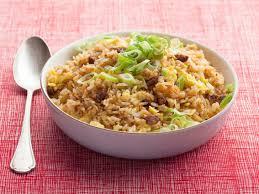 traditional mandarin fried rice