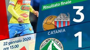 Catania-Avellino 3-1: Curiale e Sarno rimontano l'Avellino e ...