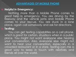 advantages and disadvantages of cellphones essay essay advantages and disadvantages of using mobile phones
