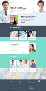 Dentist Web Template