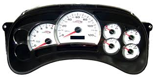 speedometer cluster repair hi tech electronic services Chevy Wiring Diagrams Automotive gm speedometer cluster repair