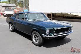 1968 Ford Mustang Bullitt - Car Autos Gallery