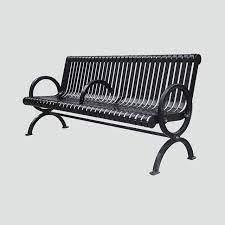 fs27 metal garden benches