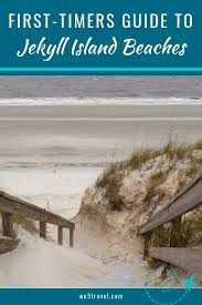 Brunswick Ga Tide Chart 2018 A Helpful First Timers Guide To Jekyll Island Beaches