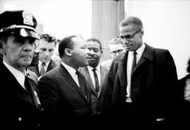 Mlk Vs Malcolm X Venn Diagram Similarities Between Martin Luther King Jr And Malcolm X