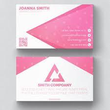 Pink Rabbit Logo Business Card Template The Design Love Pink