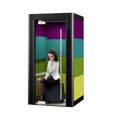PHONE BOOTH Q by FRAMERY AVAILABLE IN SWISS :  http://mobilier-bureau-suisse.com/   Framery Q - meeting pod for a smart  office   Pinterest  