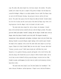 grendel essay  3 song
