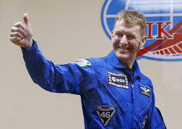 tim peake before launch credits esa